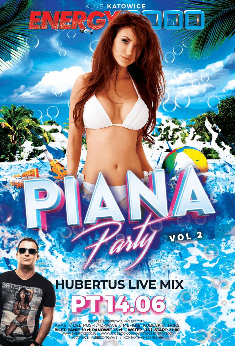 PIANA PARTY ☆ DJ HUBERTUS