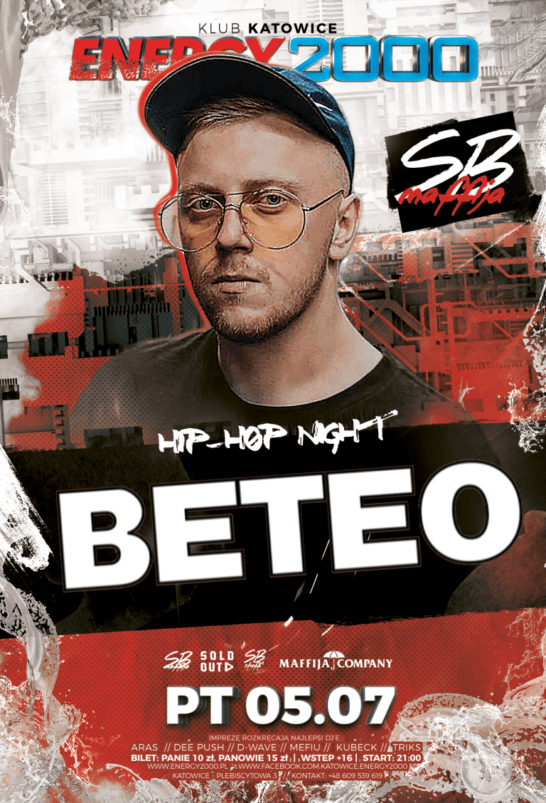 BETEO ☆ Hip-Hop Night