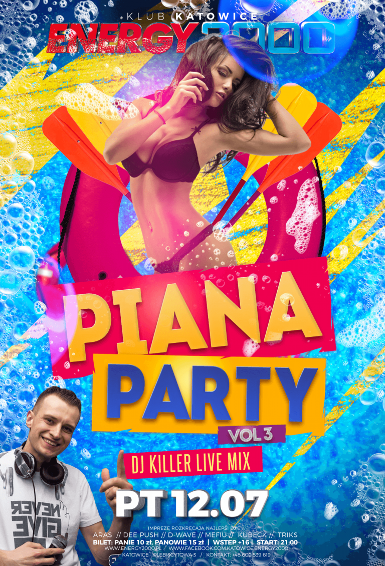 PIANA PARTY ☆ DJ KILLER