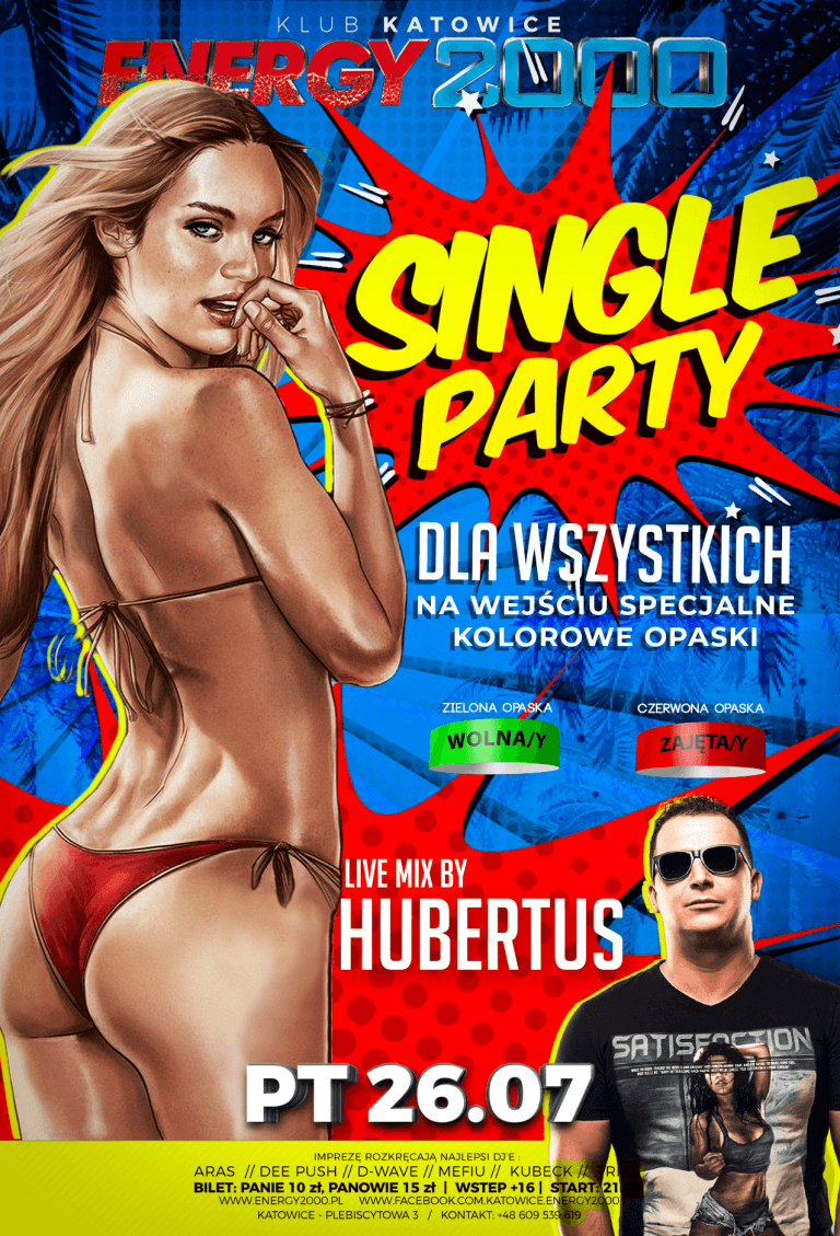 Single Party ☆ Dj Hubertus
