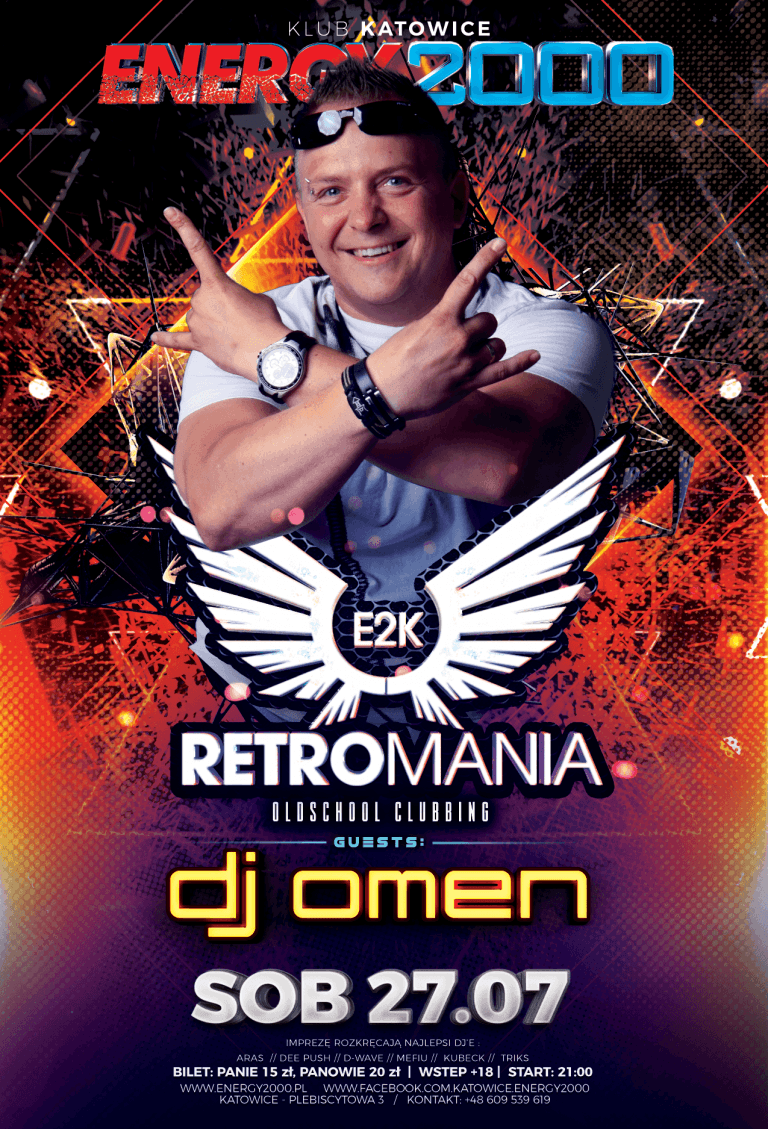 Retromania ★ DJ OMEN