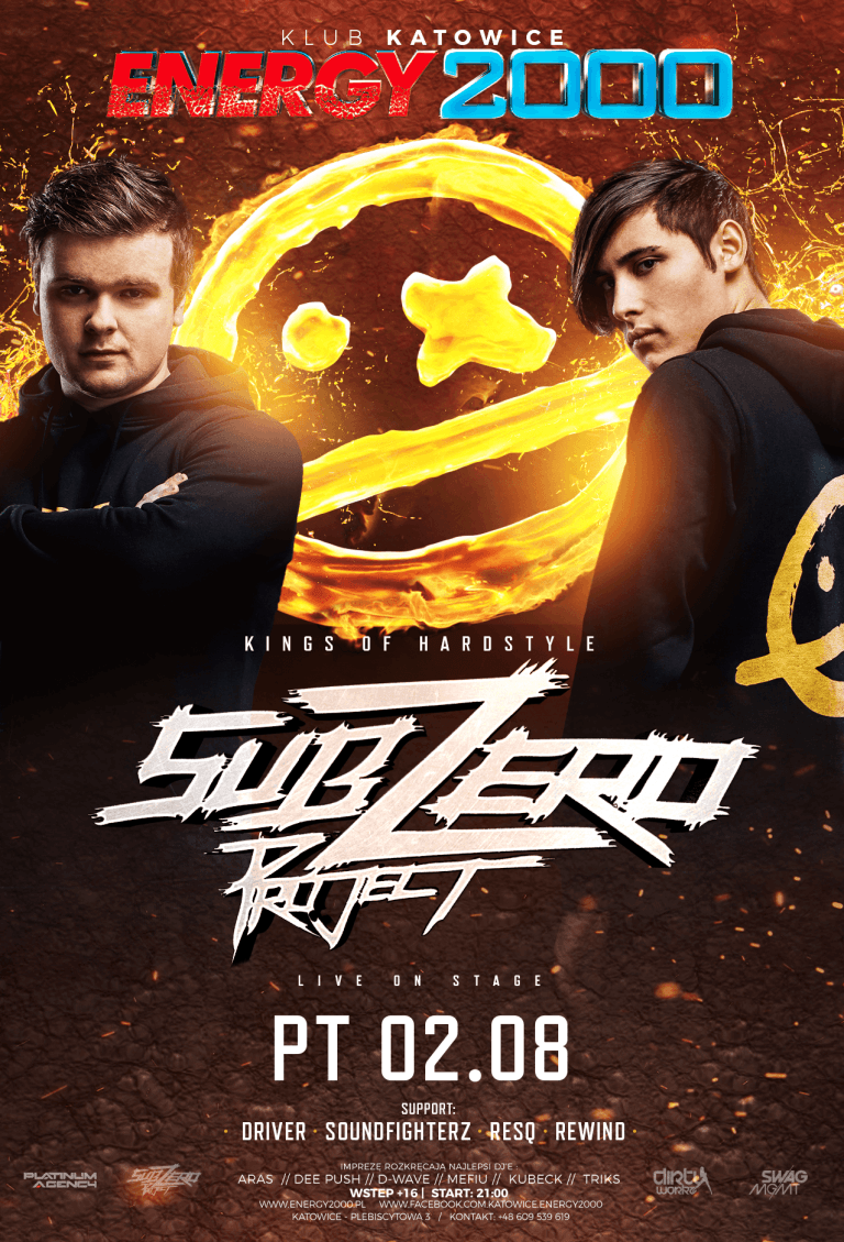 SUB ZERO PROJECT ★ KINGS OF HARDSTYLE