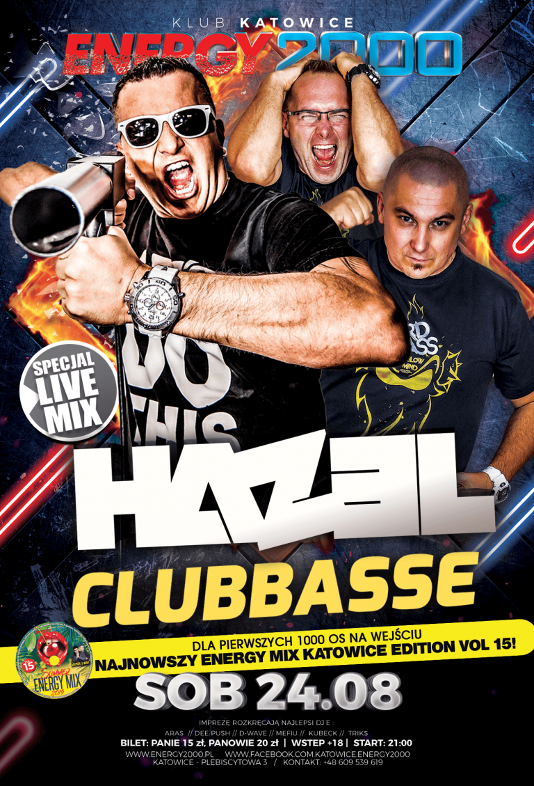 HAZEL & CLUBBASSE ★ Special Mix