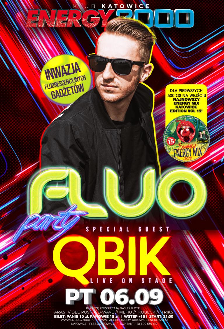 FLUO PARTY ★ QBIK