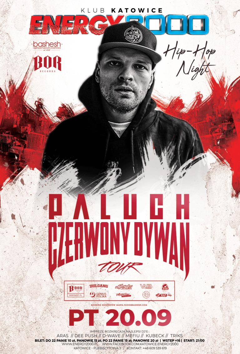 PALUCH ★ CZERWONY DYWAN TOUR
