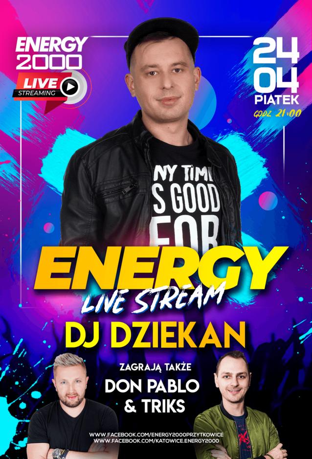 Energy Live Stream