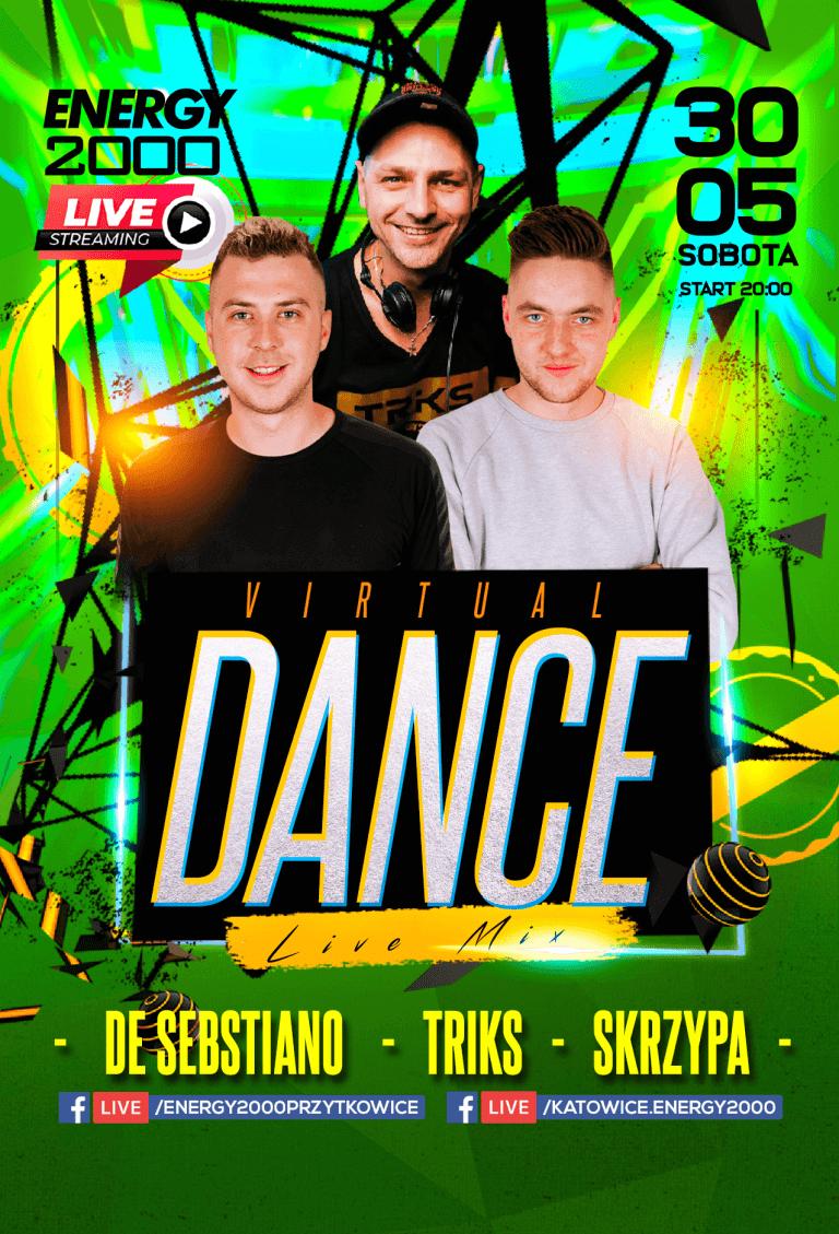 Virtual Dance ★ DeSebastiano/ Triks/ Skrzypa