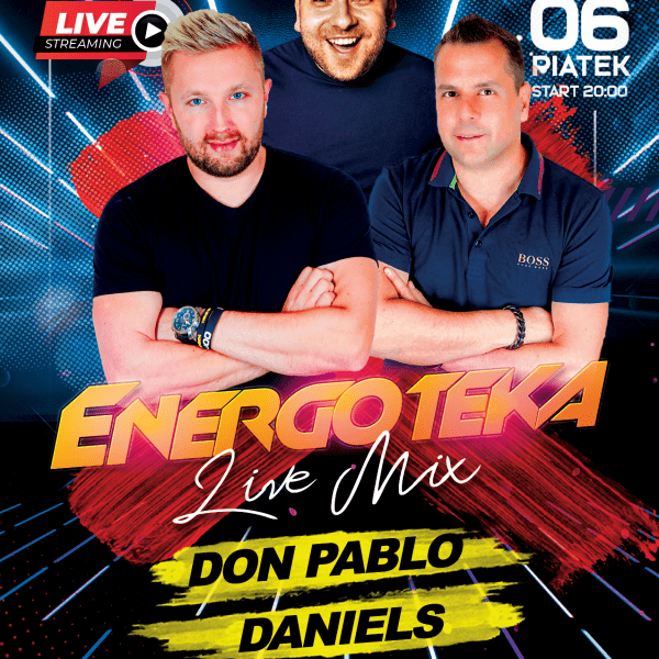 Energoteka ★ Don Pablo/ Daniels/ Thomas