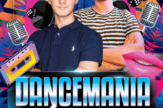DanceMania ★ Alex S & Kubeck