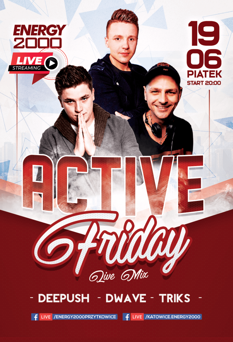 Active Friday ★ Deepush/ D-Wave/ Triks