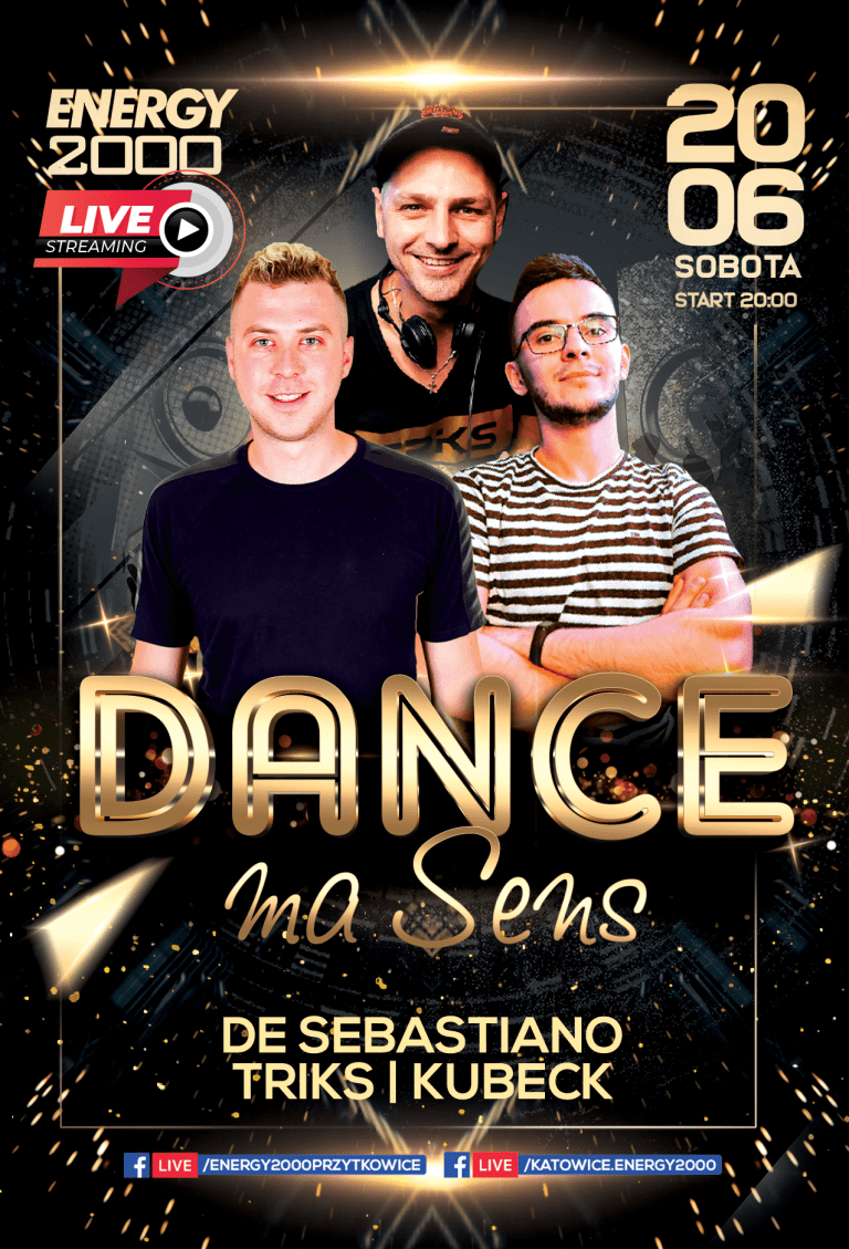 DANCE MA SENS ★ DeSebastiano/ Triks/ Kubeck