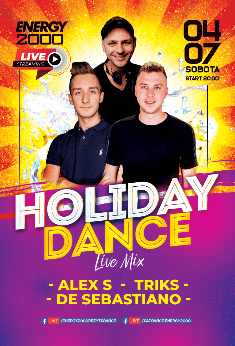 Holiday Dance ★ Alex S/ Triks/ Desebastiano
