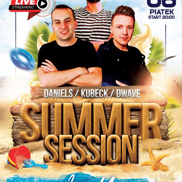 Summer Session ★ Daniels/ Kubeck/ D-Wave