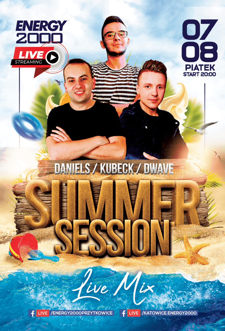 Summer Session ★ Daniels/ Kubeck/ D-Wave