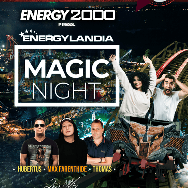 Magic Night ★ EnergyLandia