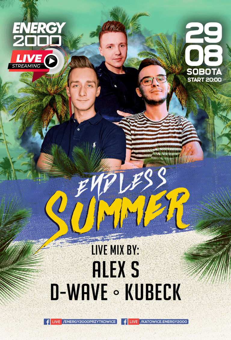 Endless Summer Mix ★ Alex S/ D-Wave/ Kubeck