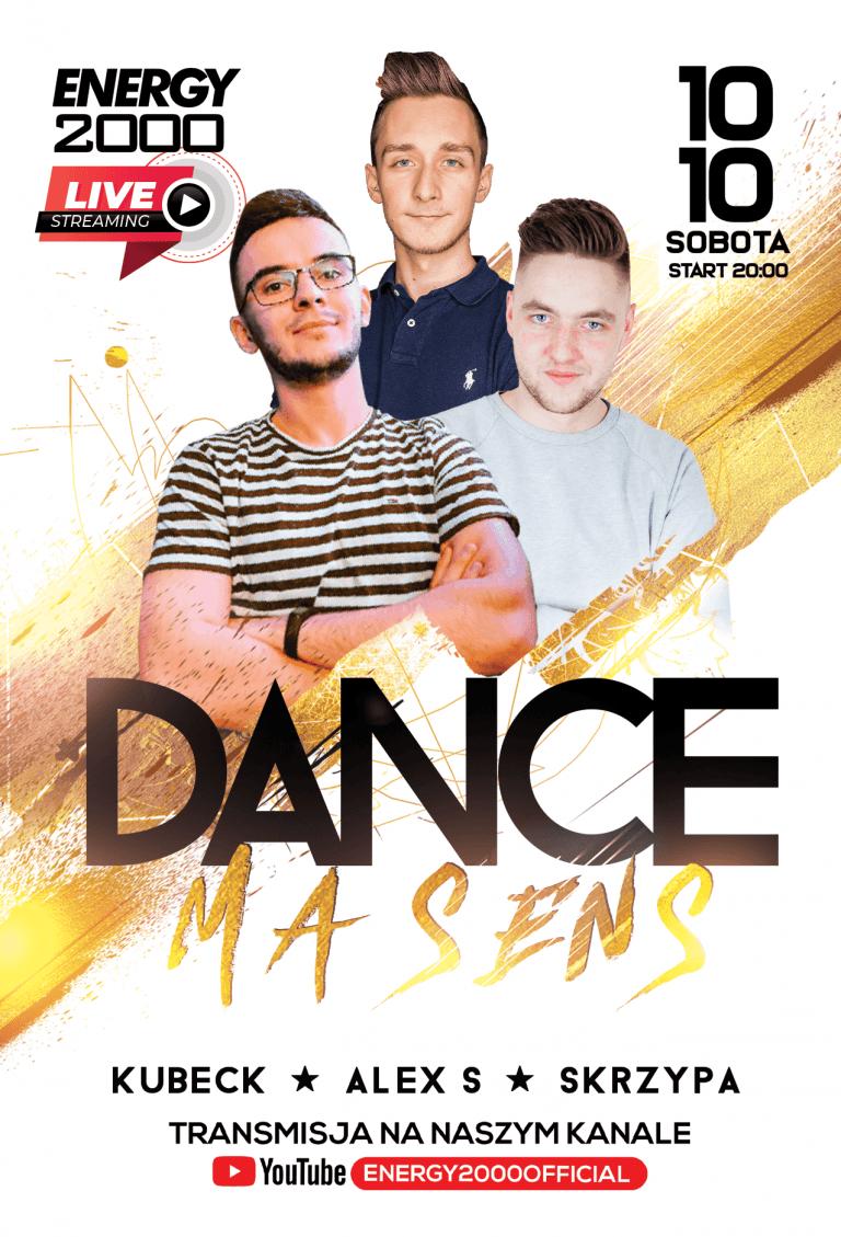 DANCE LIVE STREAM ★ Alex S/ Kubeck/ Skrzypa