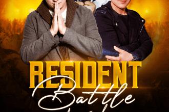 RESIDENT BATTLE ★ DEE PUSH/ ARAS/ DWAVE