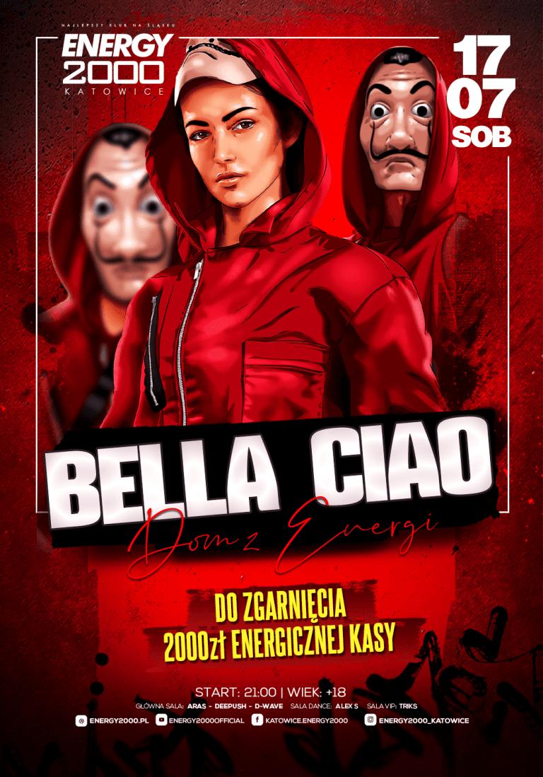 BELLA CIAO ★ Kasa do zgarnięcia!