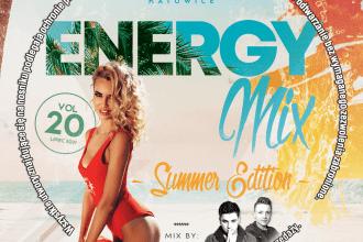 ENERGY MIX KATOWICE VOL. 20 mix by DEEPUSH & D-WAVE!