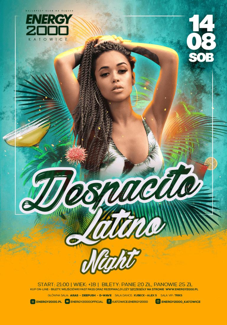 DESPACITO ★ Latino night!