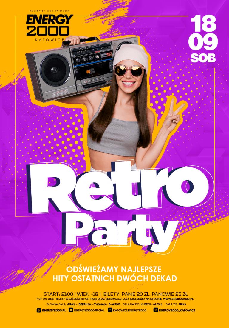 RETRO PARTY ★ Najlepsze hity!