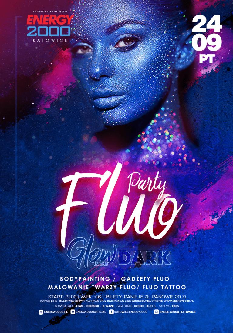 FLUO PARTY ★ świecące gadżety!